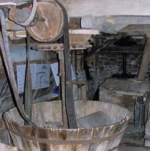 Le moulin de Raoul, à Saint Joseph des Bancs